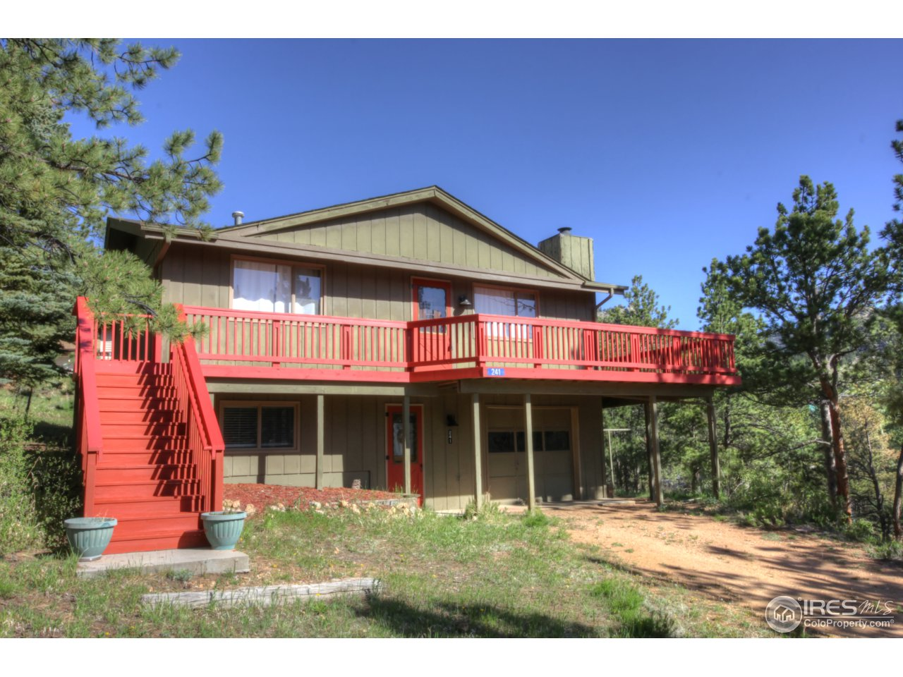 241 Fall River Ln, Estes Park CO 80517