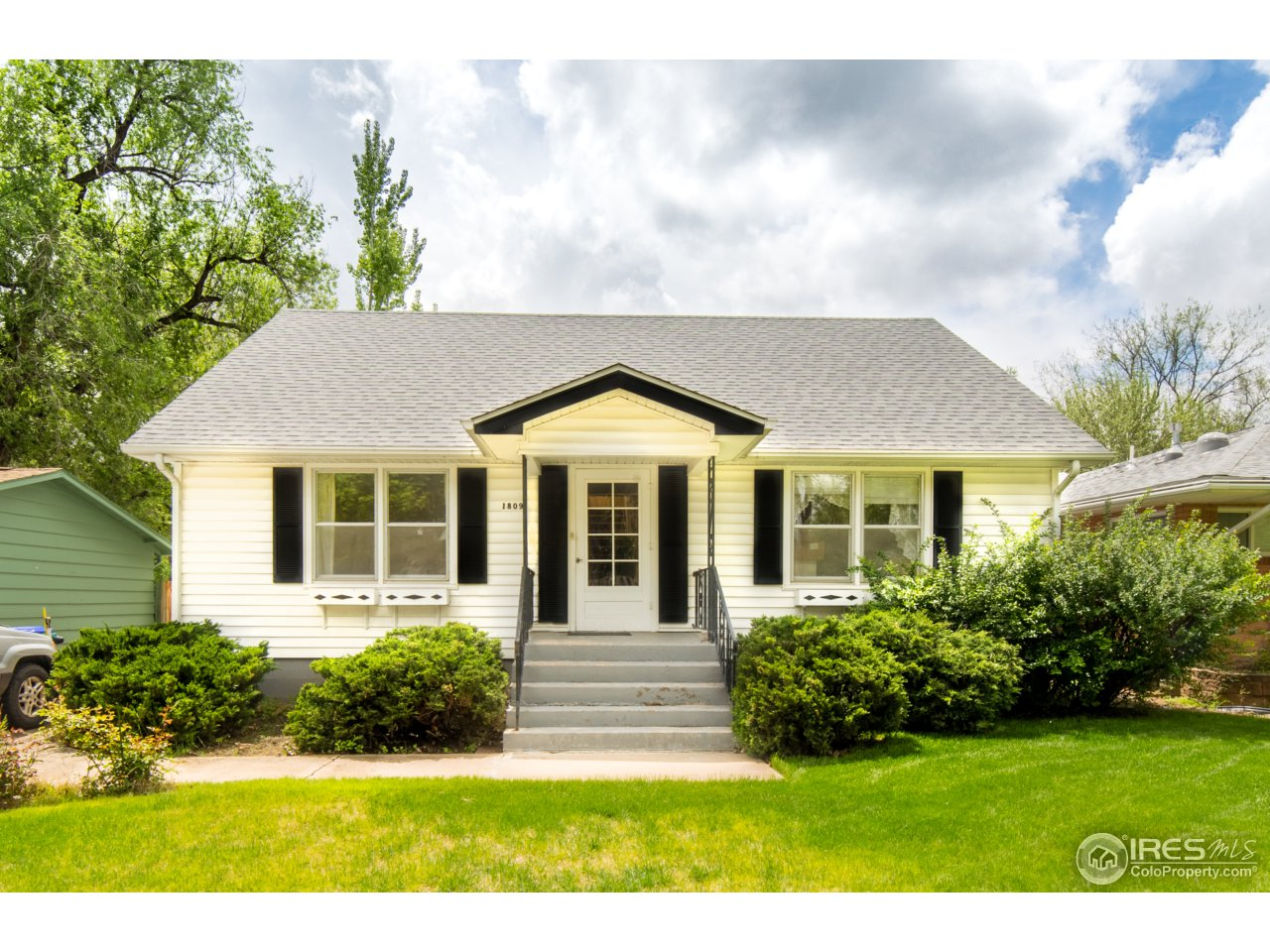 1809 Laporte Ave, Fort Collins CO 80521