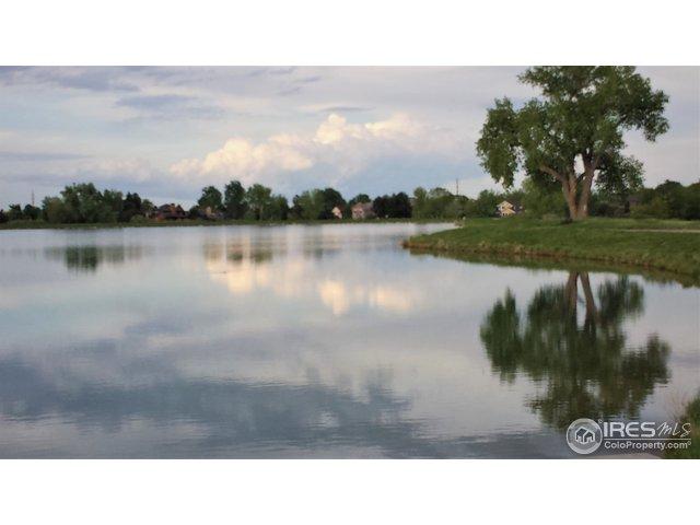 The beautiful Harper Lake, 5 min. walk from house!