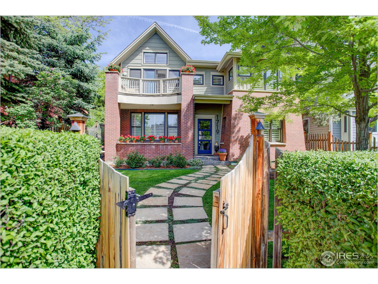 1719 Mapleton Ave, Boulder CO 80304