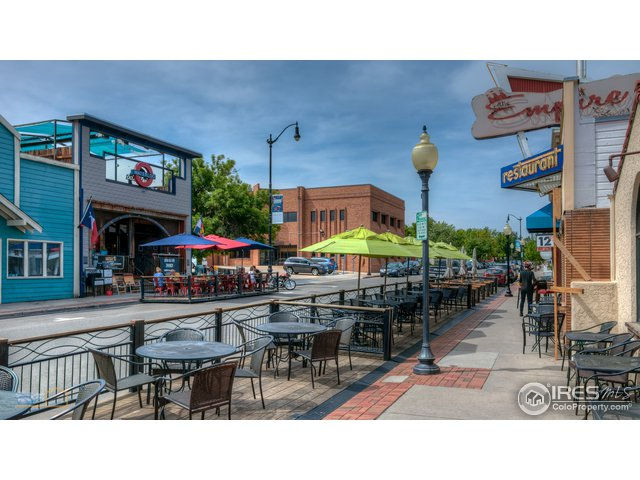 charming downtown Louisville nearby