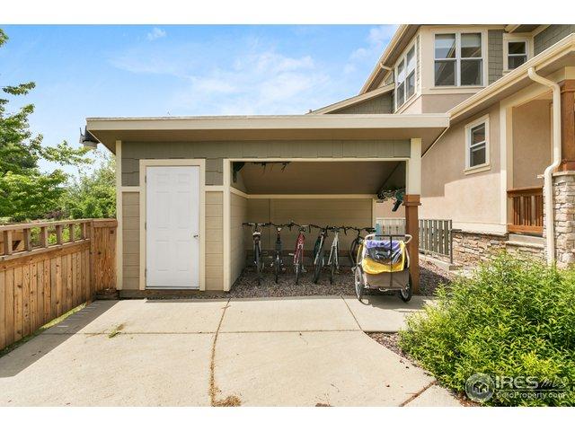 Garden shed and bike storage
