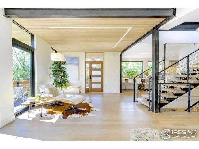 Pure Edge Ceiling Light & Hemlock Ceiling