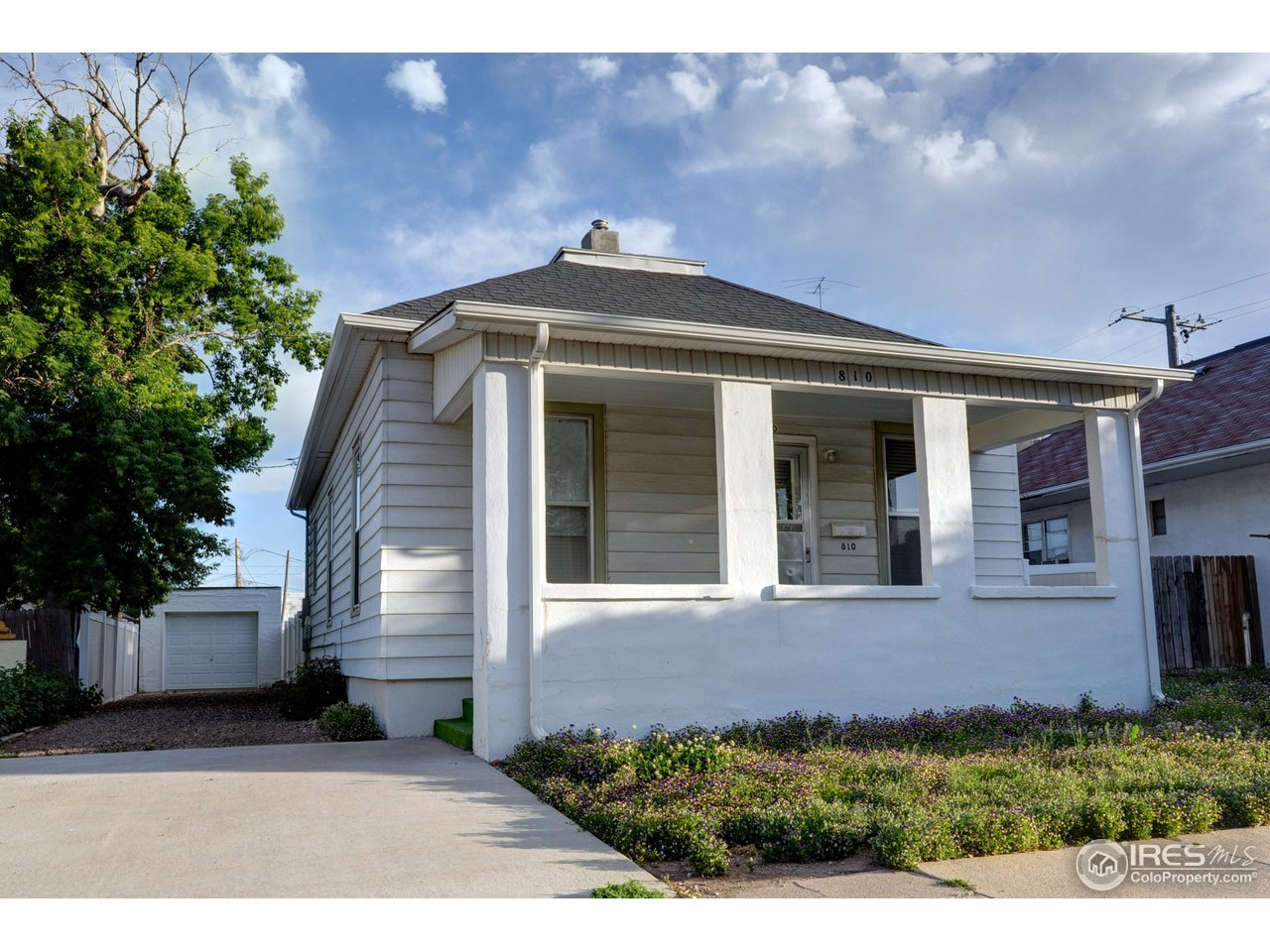 Property Photo For 810 15th St, Greeley, CO 80631, MLS # 852959