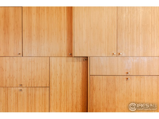 Hand-Built Bamboo Cabinetry