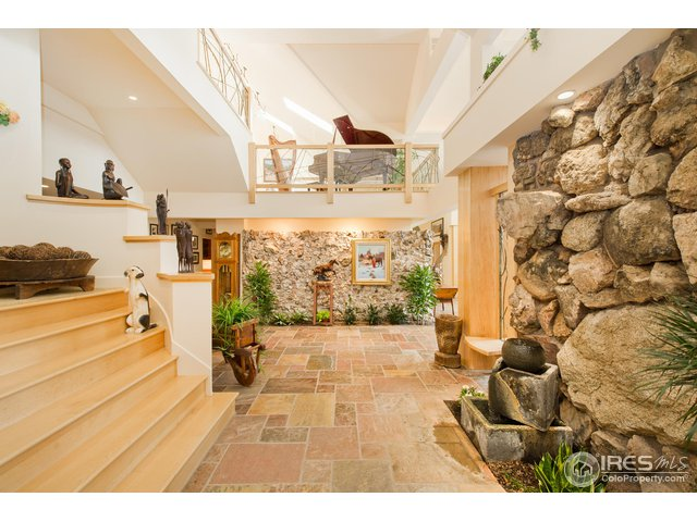 Entrance Foyer/ Water Feature