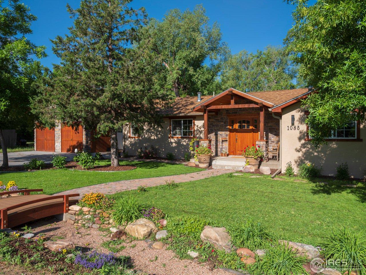 1085 Gapter Rd, Boulder CO 80303