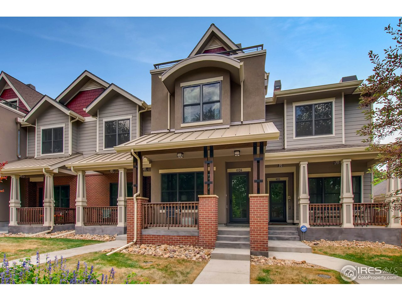 1038 W Mountain Ave, Fort Collins CO 80521