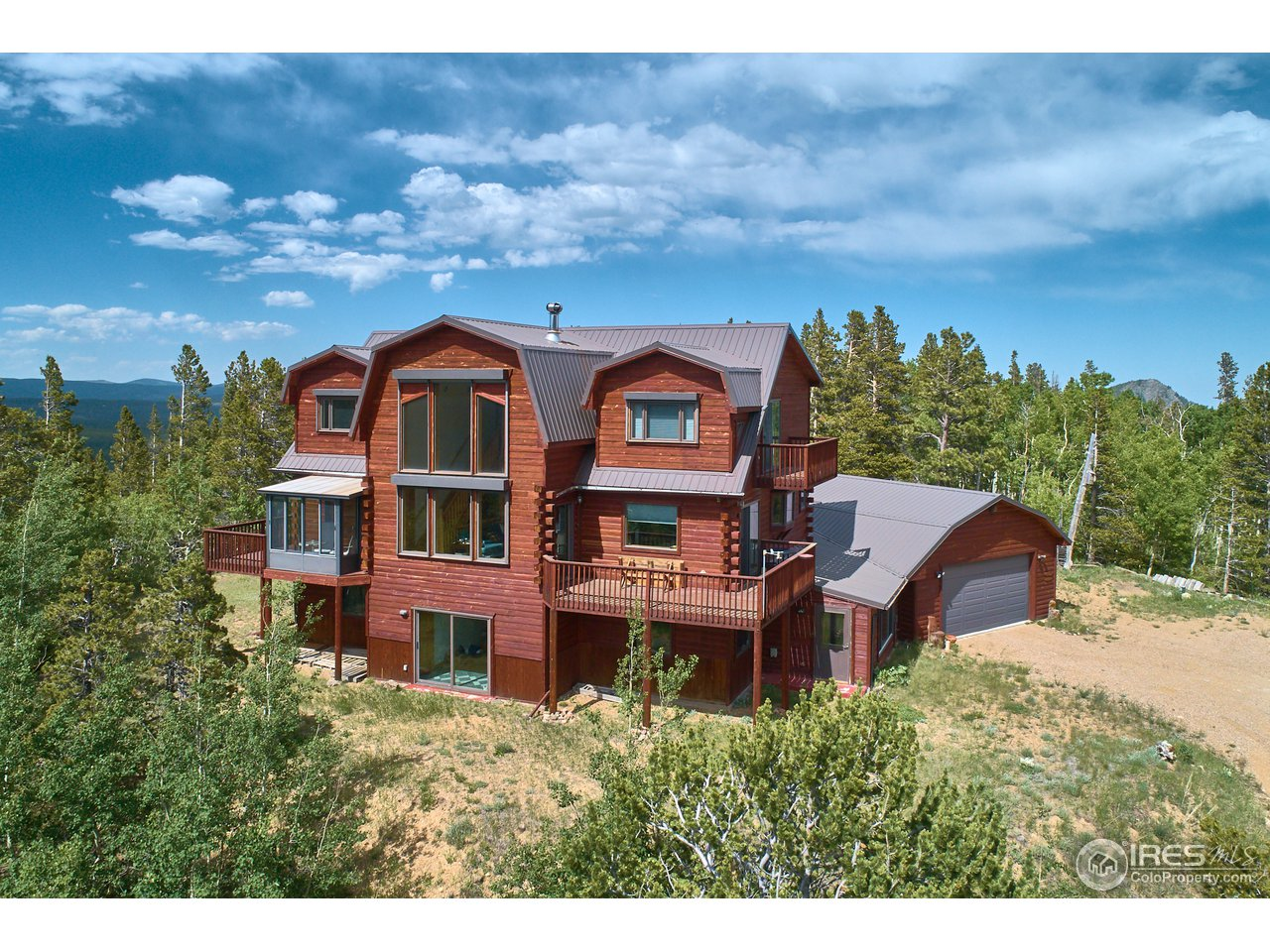 1215 Lower Travis Gulch Rd, Black Hawk CO 80422