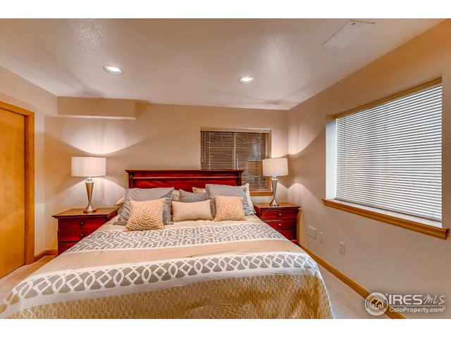 downstairs guest suite