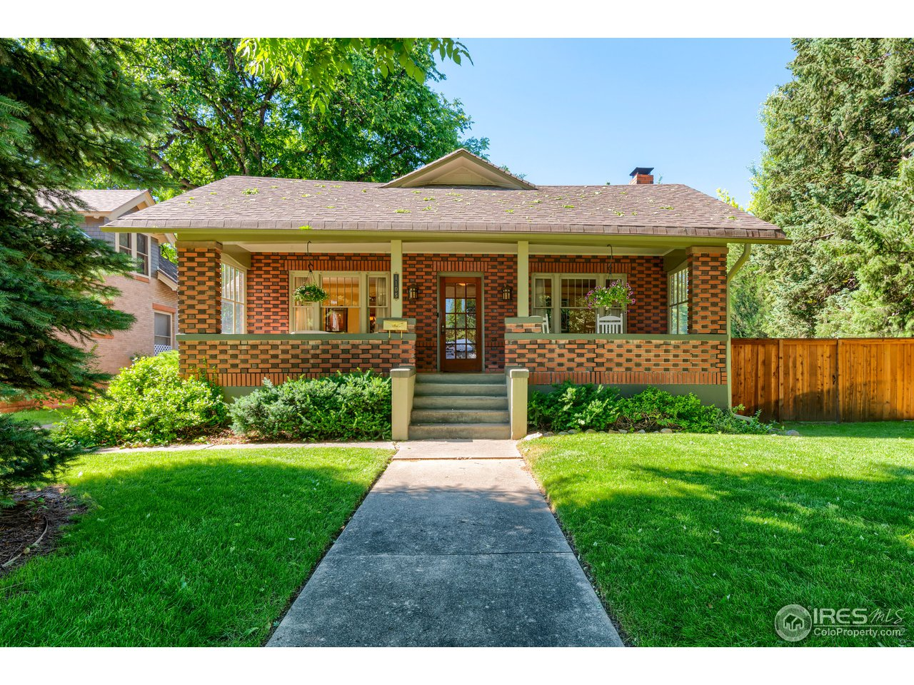 1105 W Mountain Ave, Fort Collins CO 80521