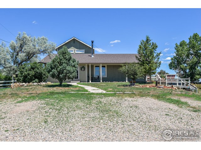 4200 W County Road 56E Laporte, CO 80535 - MLS #: 855888