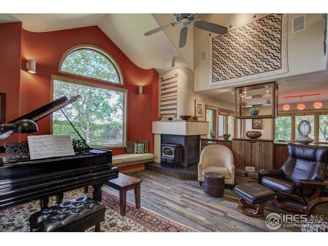 World class living room