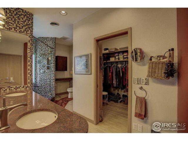 More closet space!