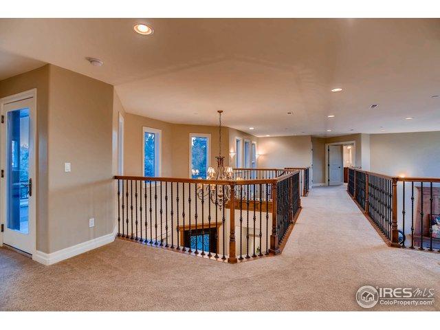 Upper Floor Loft Walkway