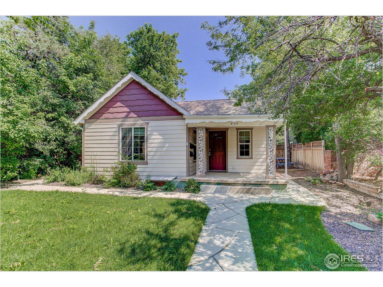 825 North St, Boulder CO 80304