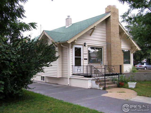 1327 N Lincoln Ave Loveland, CO 80537 - MLS #: 855712