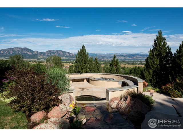 Enjoy your custom fire-pit anytime of day.