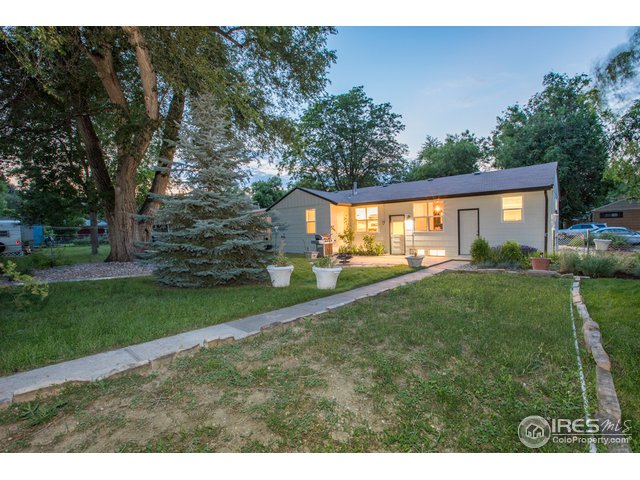 1505 Westview Ave Fort Collins, CO 80521 - MLS #: 855870
