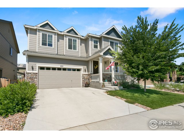 693 Jarvis Dr Erie, CO 80516 - MLS #: 855874