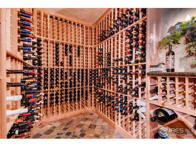 Wine Cellar Holds 1500 Bottles