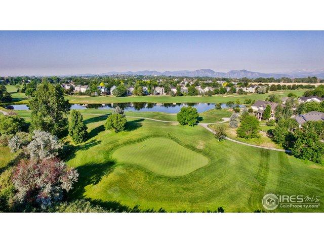 Golf Course & Mountain Views