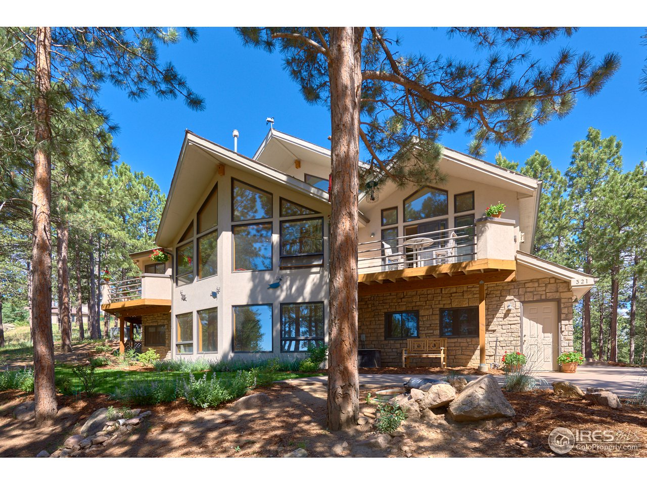 321 Peakview Rd, Boulder CO 80302