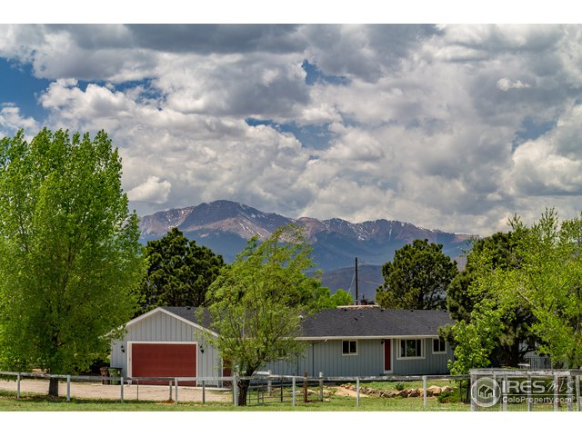 2340 Fuller Rd Colorado Springs, CO 80920 - MLS #: 855966