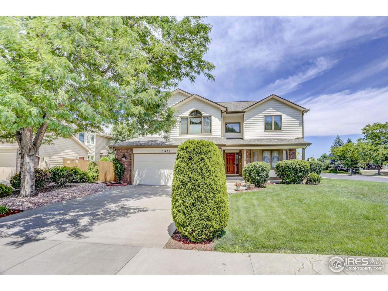2936 Antelope Rd, Fort Collins CO 80525