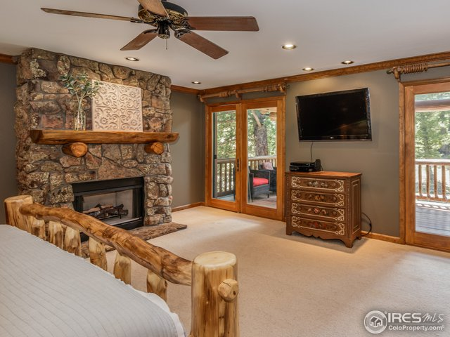3321 Rockwood Ln Estes Park, CO 80517 - MLS #: 858974