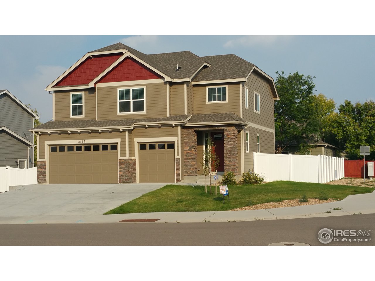 2168 74th Ave Ct, Greeley CO 80634