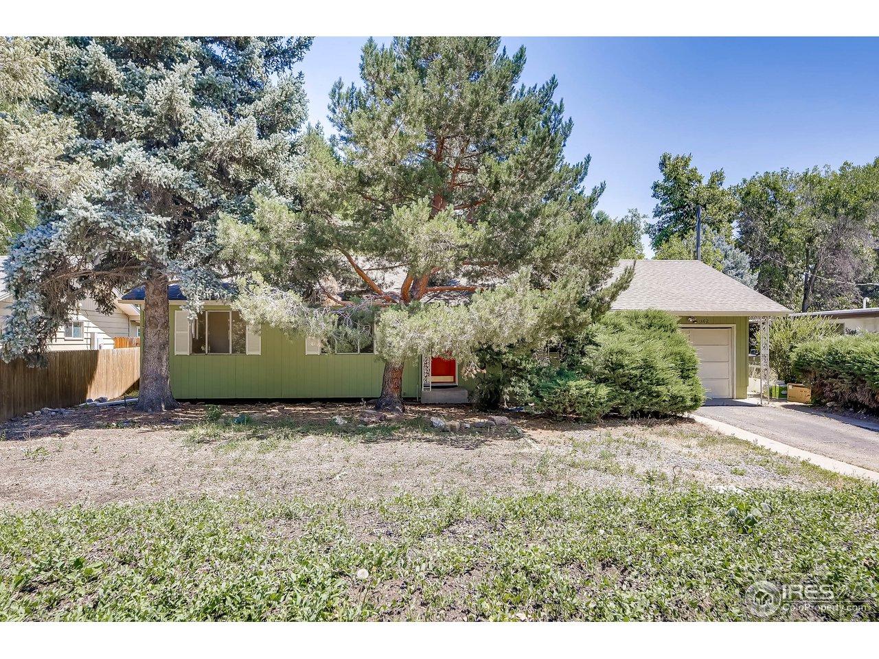 862 55th St, Boulder CO 80303