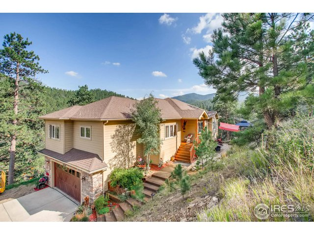 3044 High Rd Evergreen, CO 80439 - MLS #: 858651