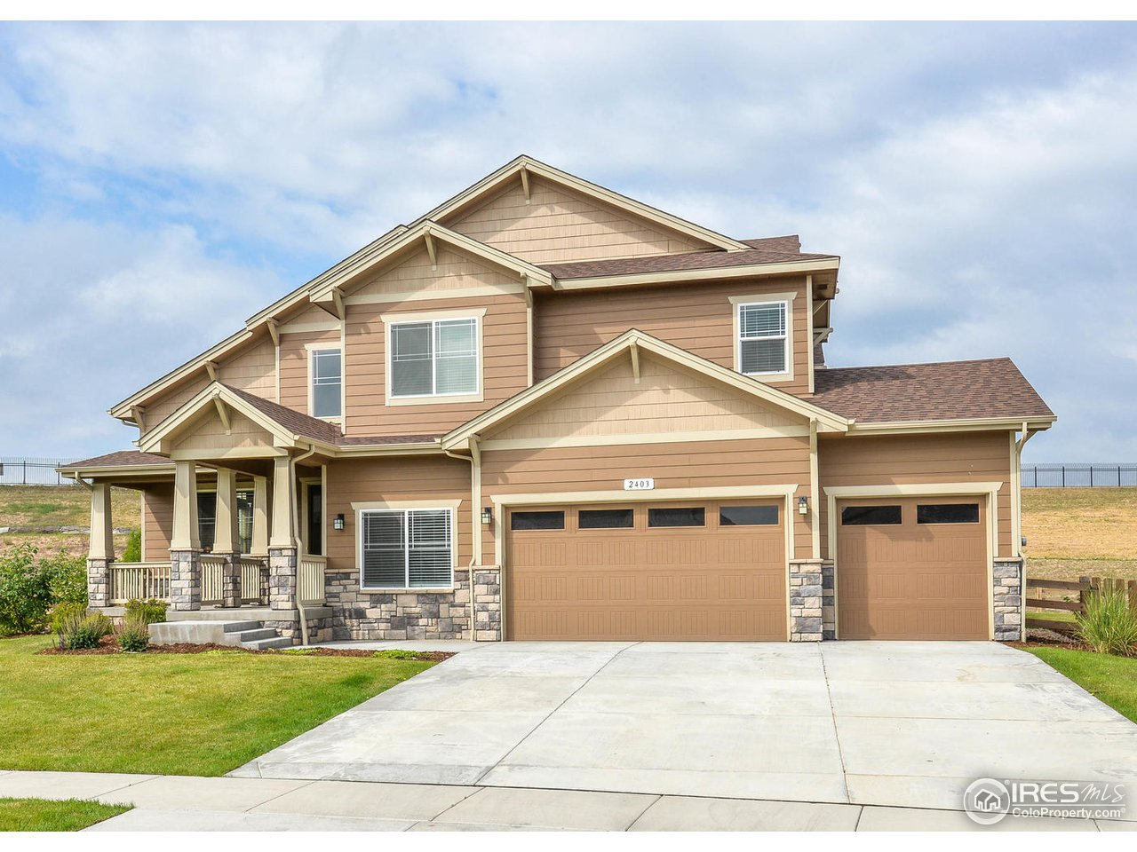 2403 Palomino Dr, Fort Collins CO 80525