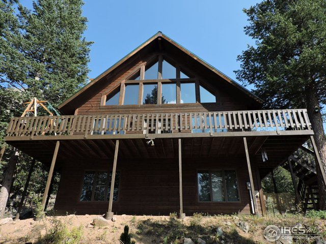 1150 Hondius Ln Estes Park, CO 80517 - MLS #: 859005