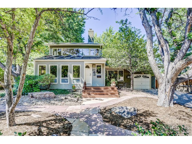 605 Hawthorn Ave Boulder, CO 80304 - MLS #: 858838