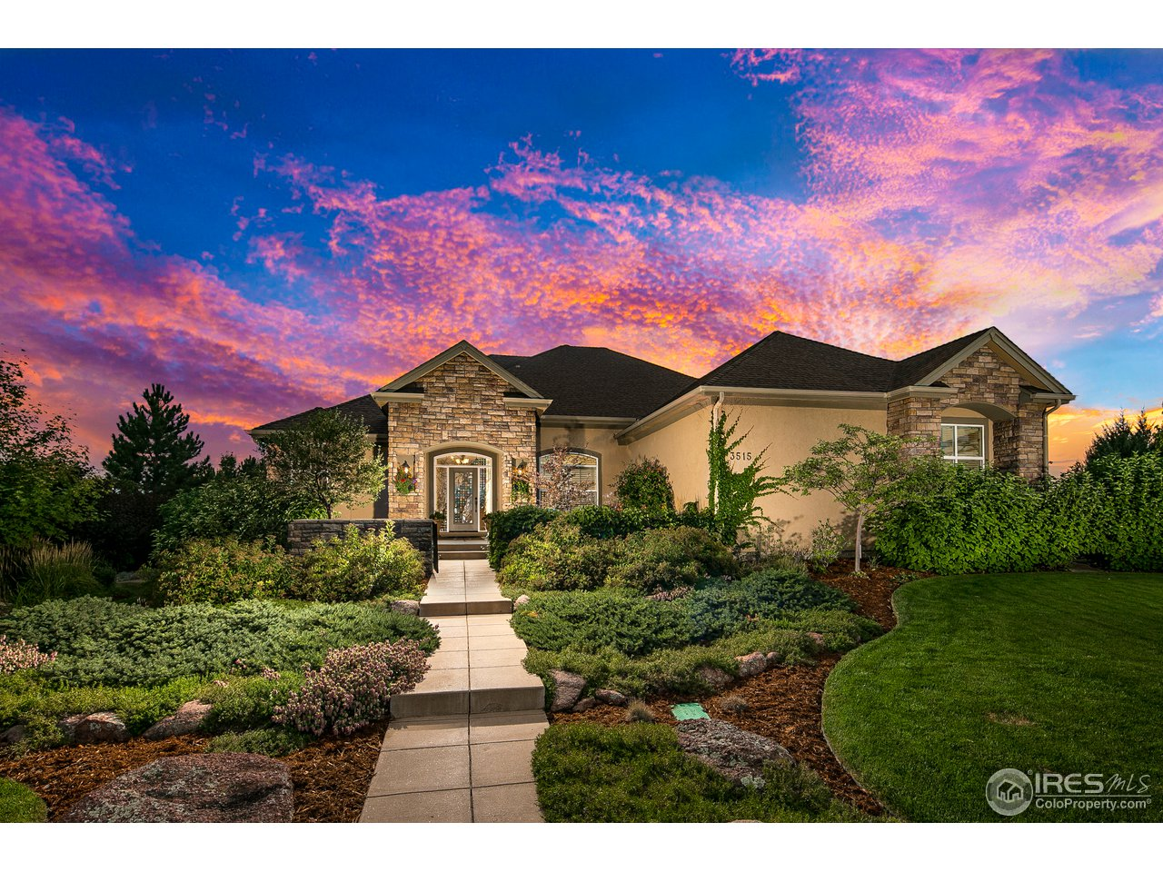 3515 Hearthfire Dr, Fort Collins CO 80524