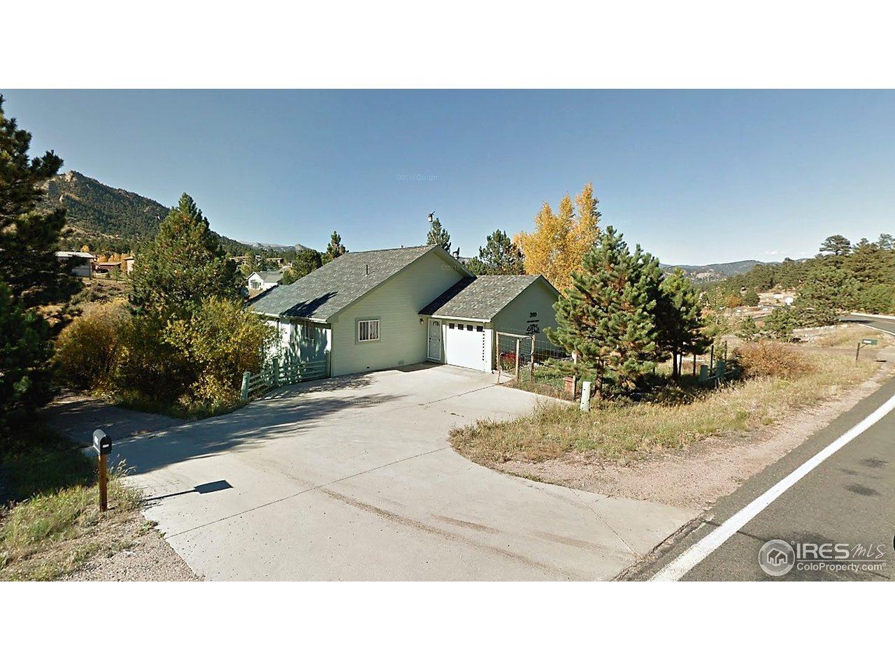 2119 Fish Creek Rd, Estes Park CO 80517