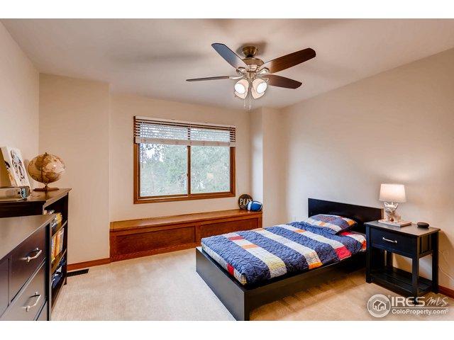 Bedroom #2 - Upper,built in storage window bench