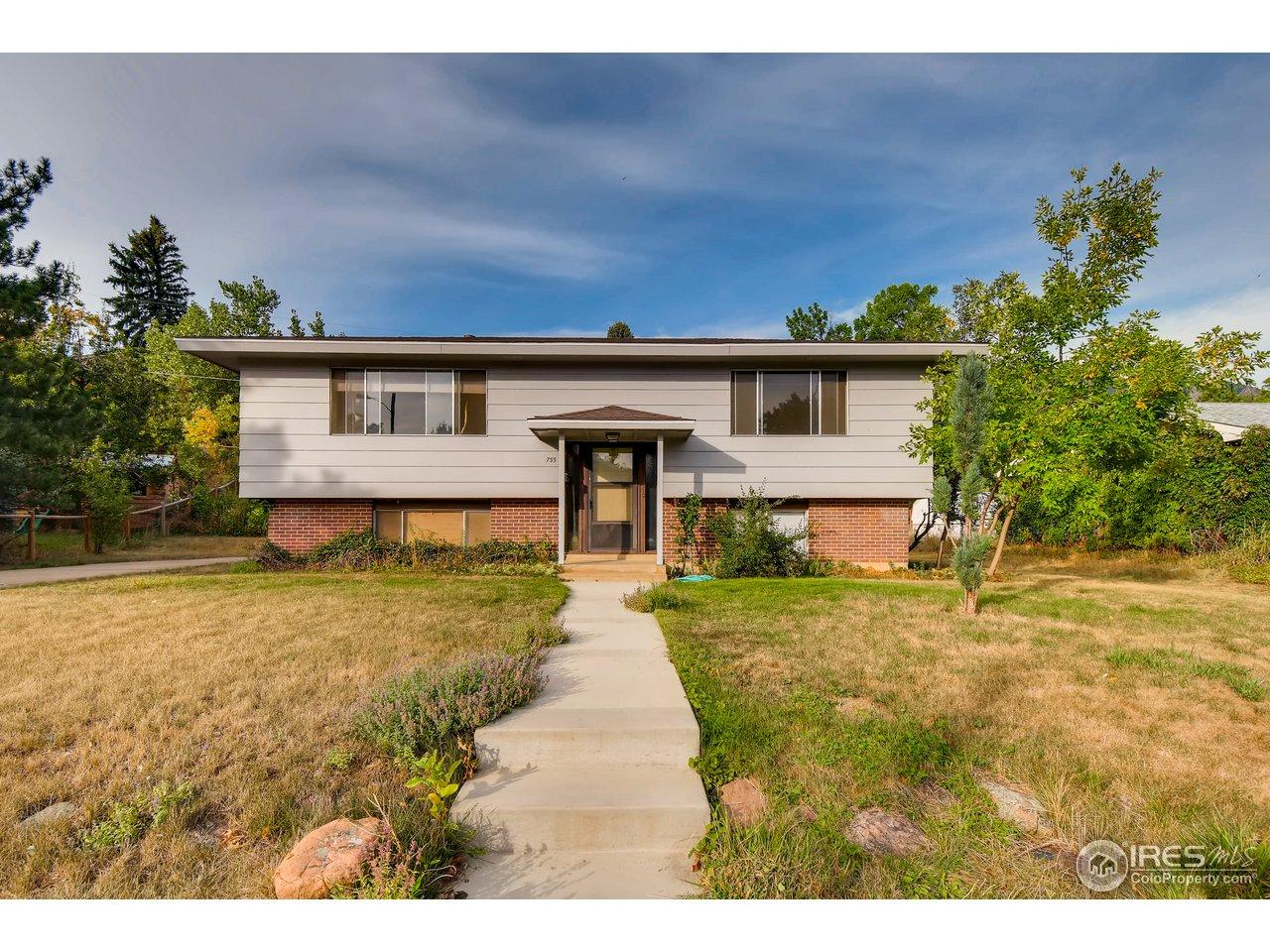 755 Hartford Dr, Boulder CO 80305