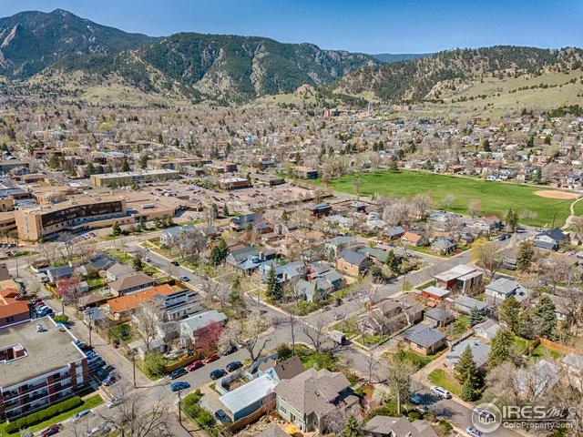 2 blocks to North Boulder Park