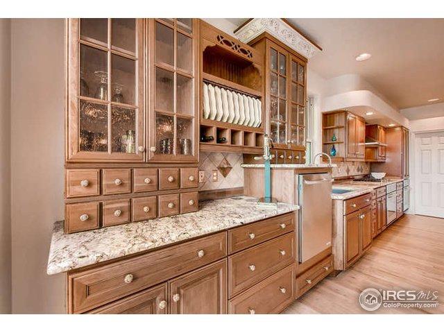 Kitchen custom Granite