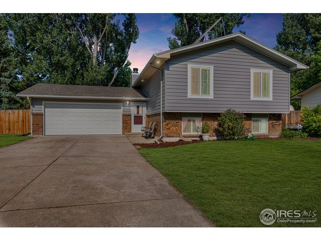 2819 Dundee Ct Fort Collins, CO 80525 - MLS #: 862032