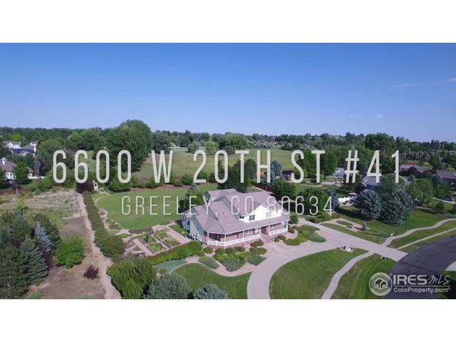 6600 W 20th St Unit 41 Greeley, CO 80634 - MLS #: 854716