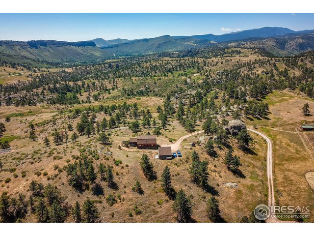 668 Colard Ln Lyons, CO 80540 - MLS #: 862067