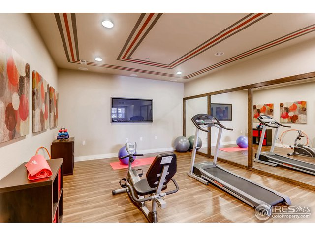Workout Room/Flex Space