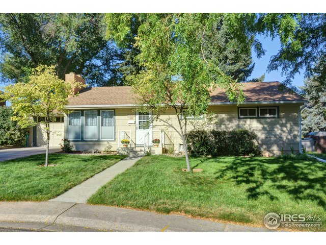 1844 N Crestmore Ct Fort Collins, CO 80521 - MLS #: 862379