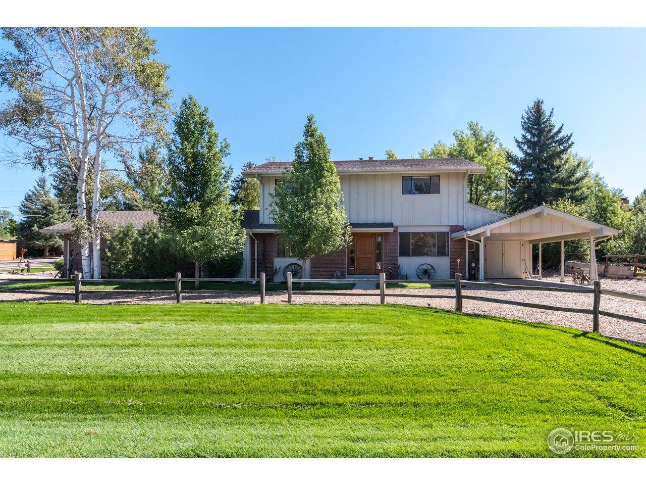1066 Ravenwood Rd, Boulder CO 80303