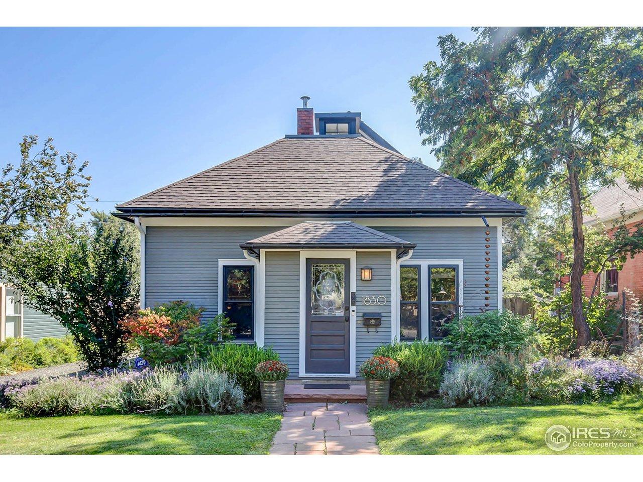 1830 Mapleton Ave, Boulder CO 80304