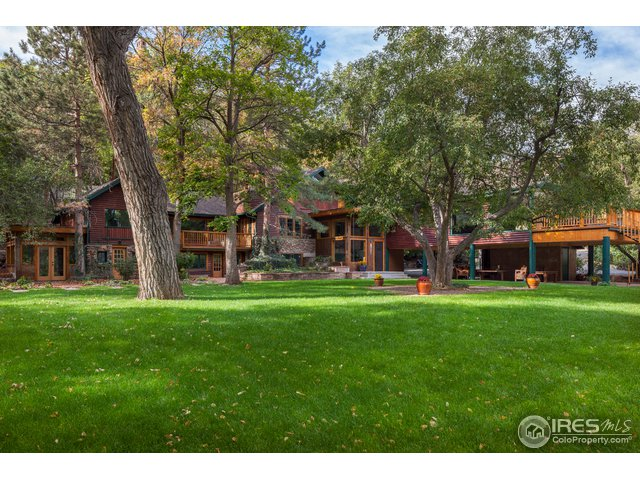 Sprawling Estate located in downtown Boulder
